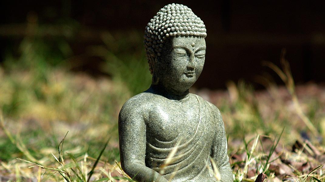 Buddha - Achtsamkeit per excellence
